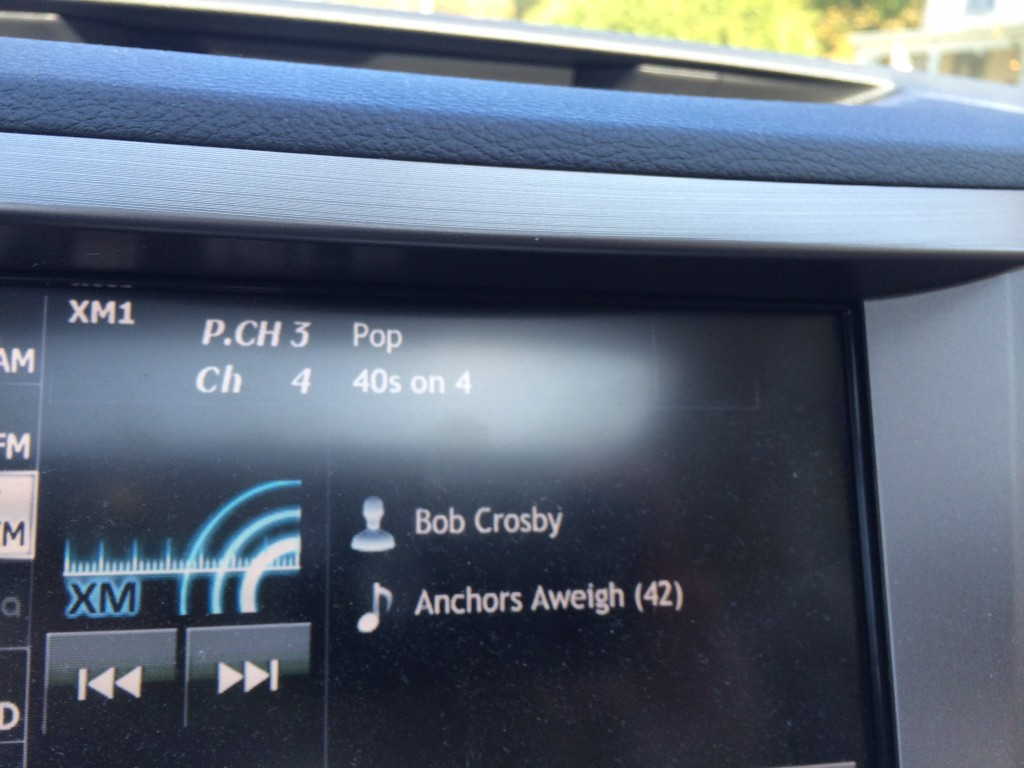 Anchors Aweigh, by Bob Crosby