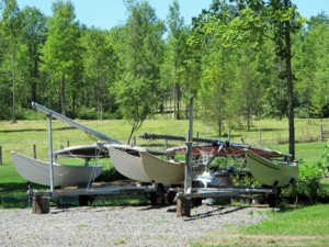 Hobie Cat 16s waiting for new owner(s)