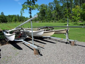 Hobie Cat 16s ready for new owner(s)