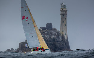 "Sailing the Fastnet (Source: ""My Life on the Ocean Wave"", The New York Times)"